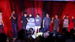Klownz Comedy Bar Tour 2016 Part 1 (Live in Winnipeg) feat. Boobsie