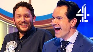 Jon Richardson Has A Catchy New National Anthem! | 8 Out Of 10 Cats Does Countdown