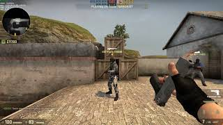 Trying Counter strike Classic Offensive :D