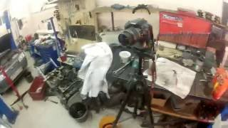 видео ремонт автомобиля киа