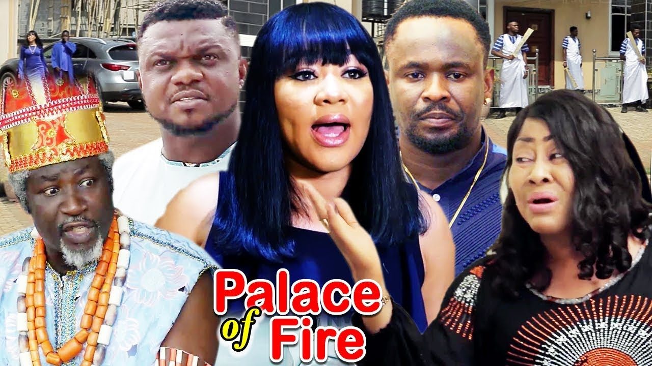Download Palace Of Fire Season 1 & 2 - ( Ken Erics / Zubby Michael ) 2019 Latest Nigerian Movie
