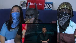 Justice League - Comic-Con Sneak Peek Reaction