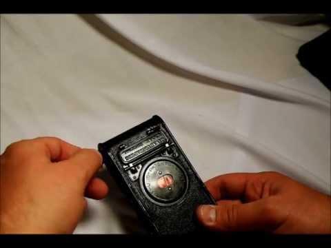 Introduction to the Kodak Vest Pocket Autographic 127
