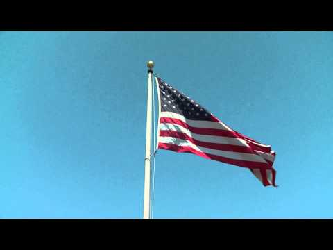 2 Hours American Flag
