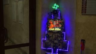 Новогодняя елка НГОНБ