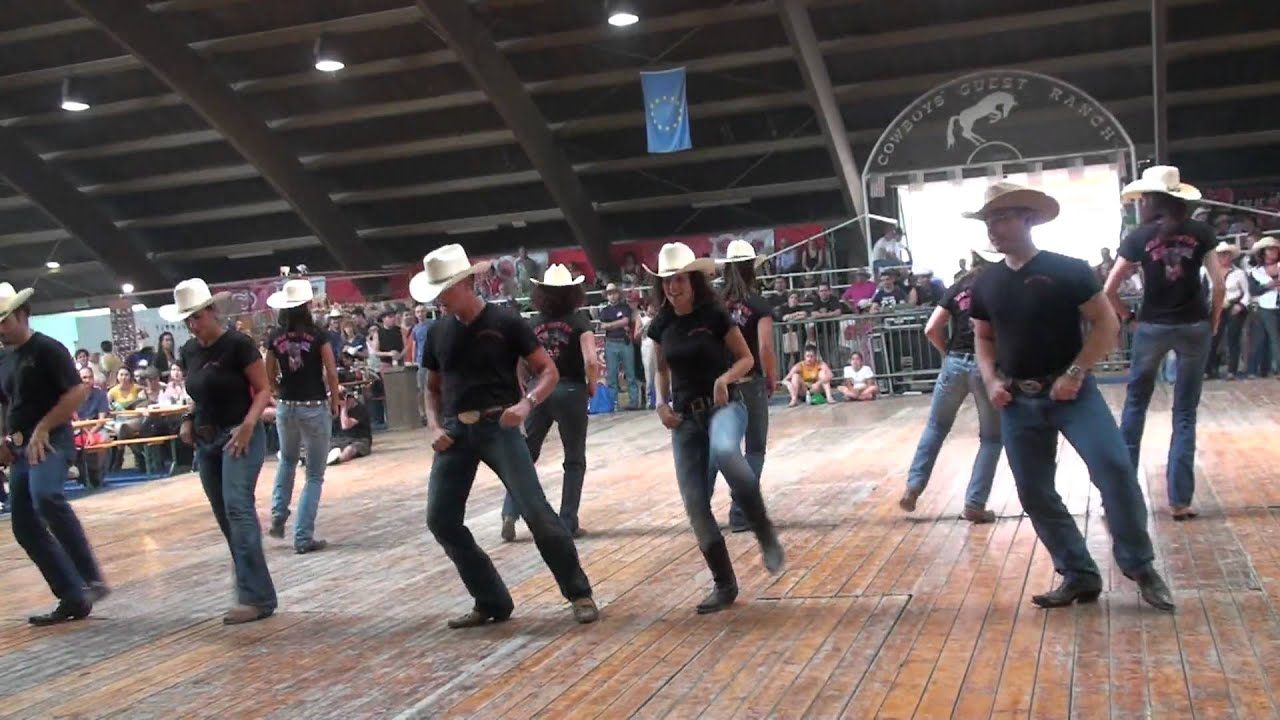 10 of the Best Line Dance Songs of All ... - Wide Open Country