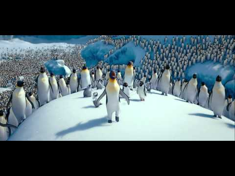 Happy Feet Two, HD, Under Pressure, Rhythm Nation