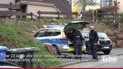 Bad König: Hund beißt Baby tot
