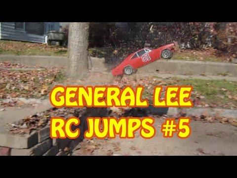 General Lee RC Jumps 5