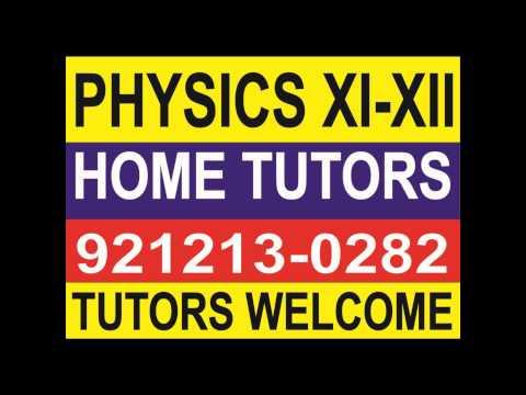 PHYSICS IB ICSE CBSE  HOME TUTORS ESTD 1986==== 874402 0282