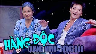 VÂN SƠN Hài Kịch |  HÀNG ĐỘC | Quang Minh &   Hồng Đào