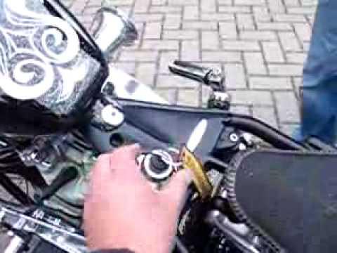 1957 Harley Davidson FXST Vintage Racer QlubLv
