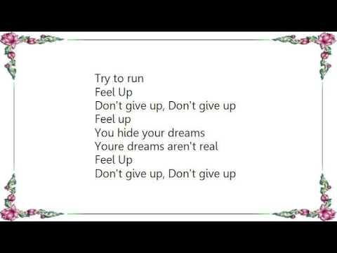 Grace Jones - Feel Up Lyrics