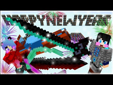 MineCraft เปิดลักกี้บล็อคดวงดีปีใหม่2019สู้กันใครจะชนะใครจะแพ้สุดดาวอังคาร Minecraft Lucky Block