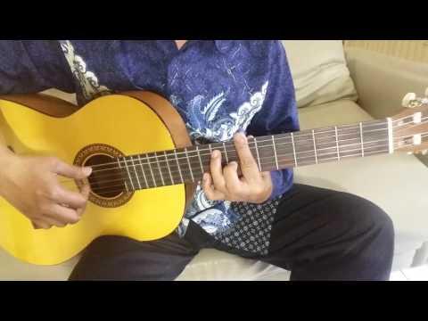 Iwan Fals - Maaf Cintaku (Fingerstyle Cover)