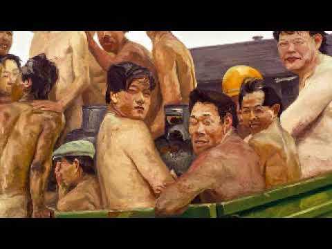 LIU XIAODONG – Human creativity, between artifice and reality.