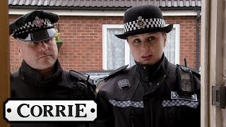 Coronation Street - The Police Have News About Tony