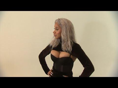 Cardi B talks new music, meeting Beyonce