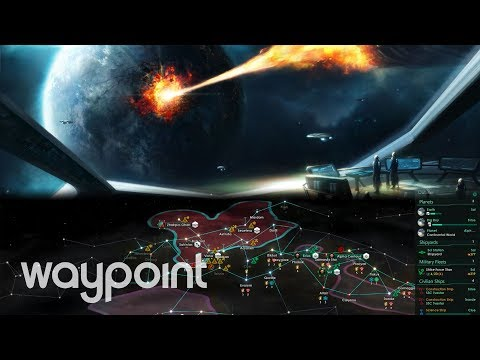 Our First Shot at 'Stellaris: Apocalypse' (02.22.18) – Waypoint in the PM