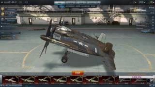 World of Warplanes летаем звеном