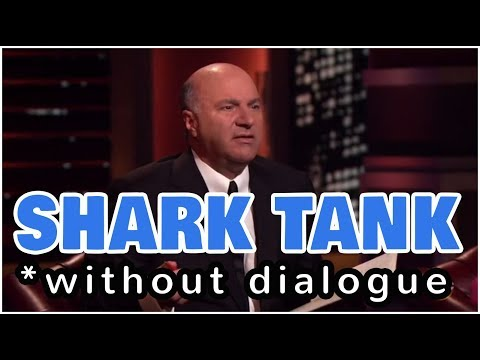 Shark Tank with no dialogue, just reactions...