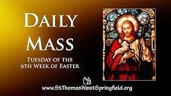 Daily Mass May 19, 2020