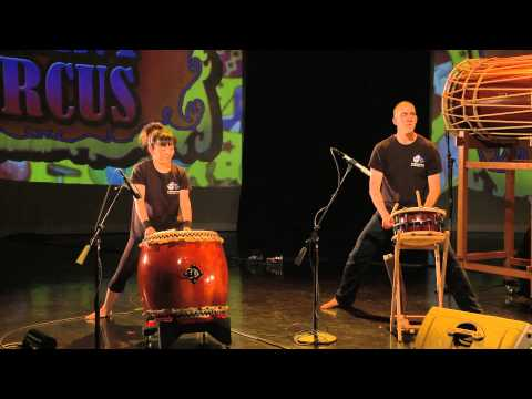 2014 Library Talent Circus: The Great Lakes Taiko Drum Band