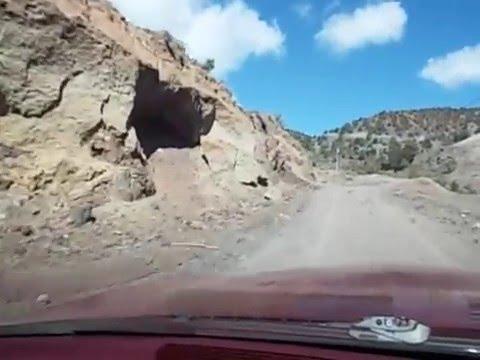 Ascending Dotsero Volcano