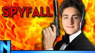 Super Agent ft. Danny Gonzalez  - SPYFALL