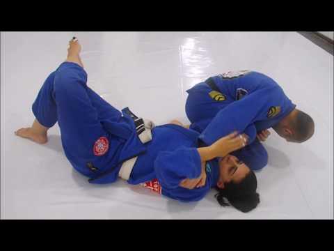 Matheus Zimmermann ensina armlock do cem quilos no Jiu-Jitsu