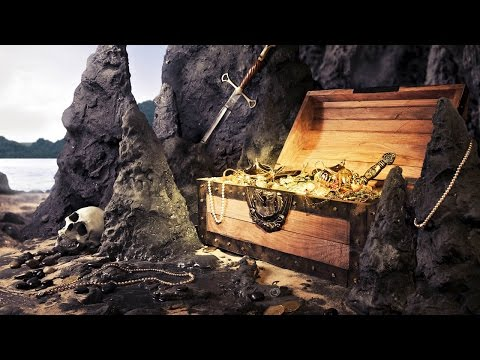 Pirates For Sail - The Derelict (Fifteen Men on a Deadmans Chest)