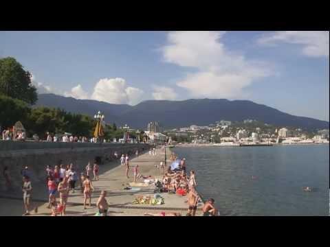 Yalta  Crimea  Ukraine     Ялта Крым