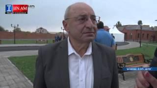 Վազգեն Մանուկյան - 04.10.2015