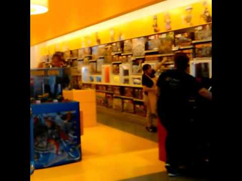 Tour of Las Vegas Lego store - YouTube