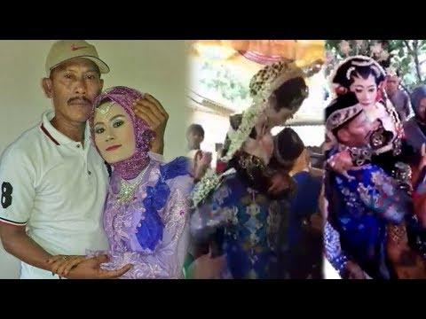 Belum Pernah Ketemu Ayah sejak Lahir, Wanita 21 Tahun Terkejut Dapat 'Kado Terindah' saat Menikah