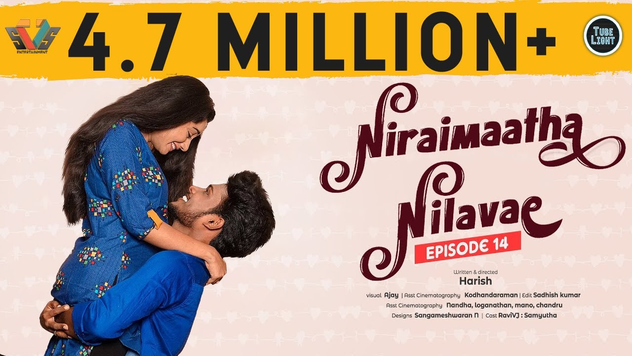 Niraimaatha Nilavae Episode 14 | Tube Light Attagasangal | Pregnancy Sothanaigal | Caring Husband
