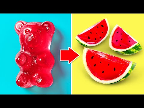 Watermelon Treats And Tricks || Awesome Things To Do With Watermelons