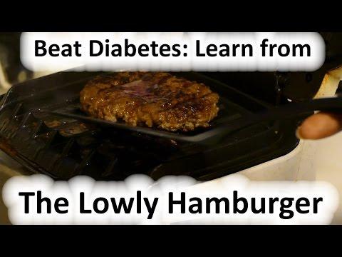 beat-diabetes:-the-great-hamburger-patty-experiment