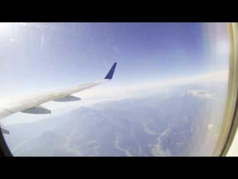 Full Flight ANA B737-800 (JA61AN) NH312 Toyama - TokyoHaneda In-flight Announcement Japanese&English