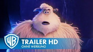 SMALLFOOT - EIN EISIGARTIGES ABENTEUER - Trailer #3 Deutsch HD German (2018)