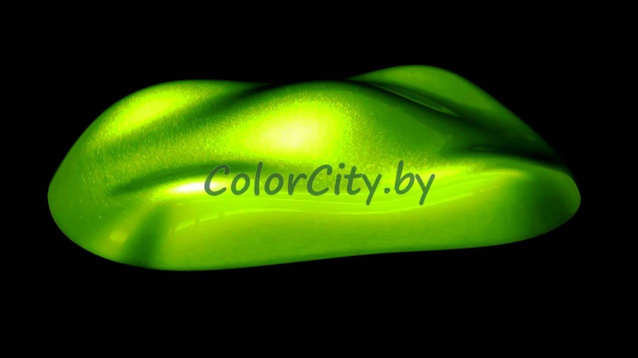 Кэнди Краска Лайм CN4 - Candy Effect Paint Lime Green