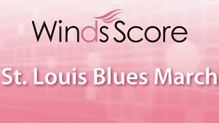 WSL-14-001 St. Louis Blues March(吹奏楽セレクション)