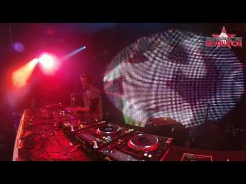 Goncalo M live at ECO festival - Techsturbation Revolution, Cvetlicarna, Slovenia (01.04.2017)