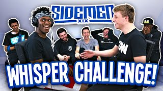 Download SIDEMEN WHISPER CHALLENGE Mp3 and Videos