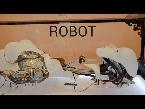 Hello, Robot. Design between Human and Machine au Vitra Design Museum