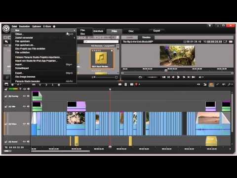 Marker in Pinnacle Studio 16 und 17 Video 48 von 114
