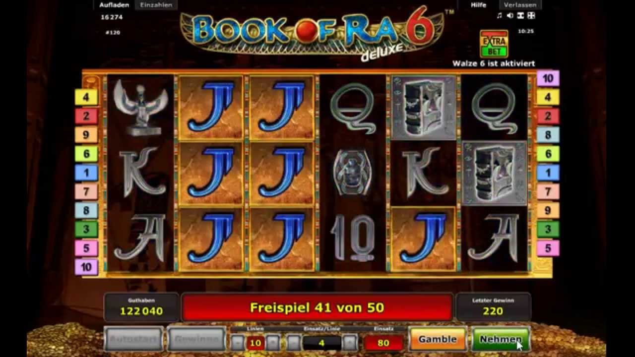 book of ra slot machine trick