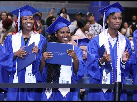 2019 Central Academy of Excellence Commencement Ceremony