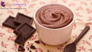 chocolate Custard Trifle recipe by food fussion kids