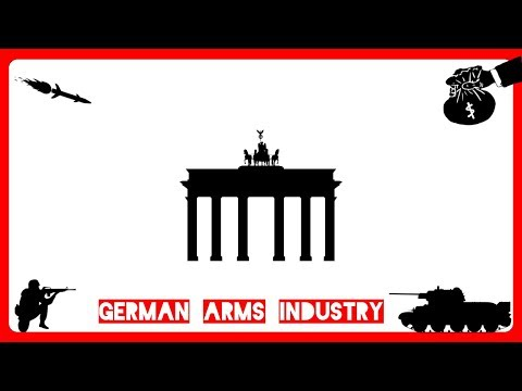 The German Arms Industry, ein Einblick in die Rüstungsindustrie    - Mfiles 030